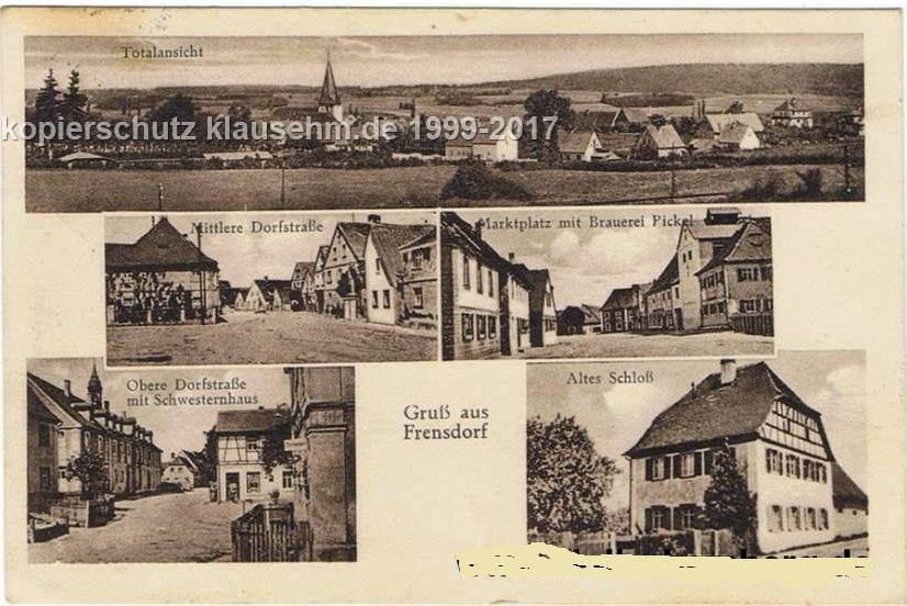 Pickel Frensdorf