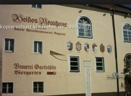 Weisses Brauhaus Kelheim